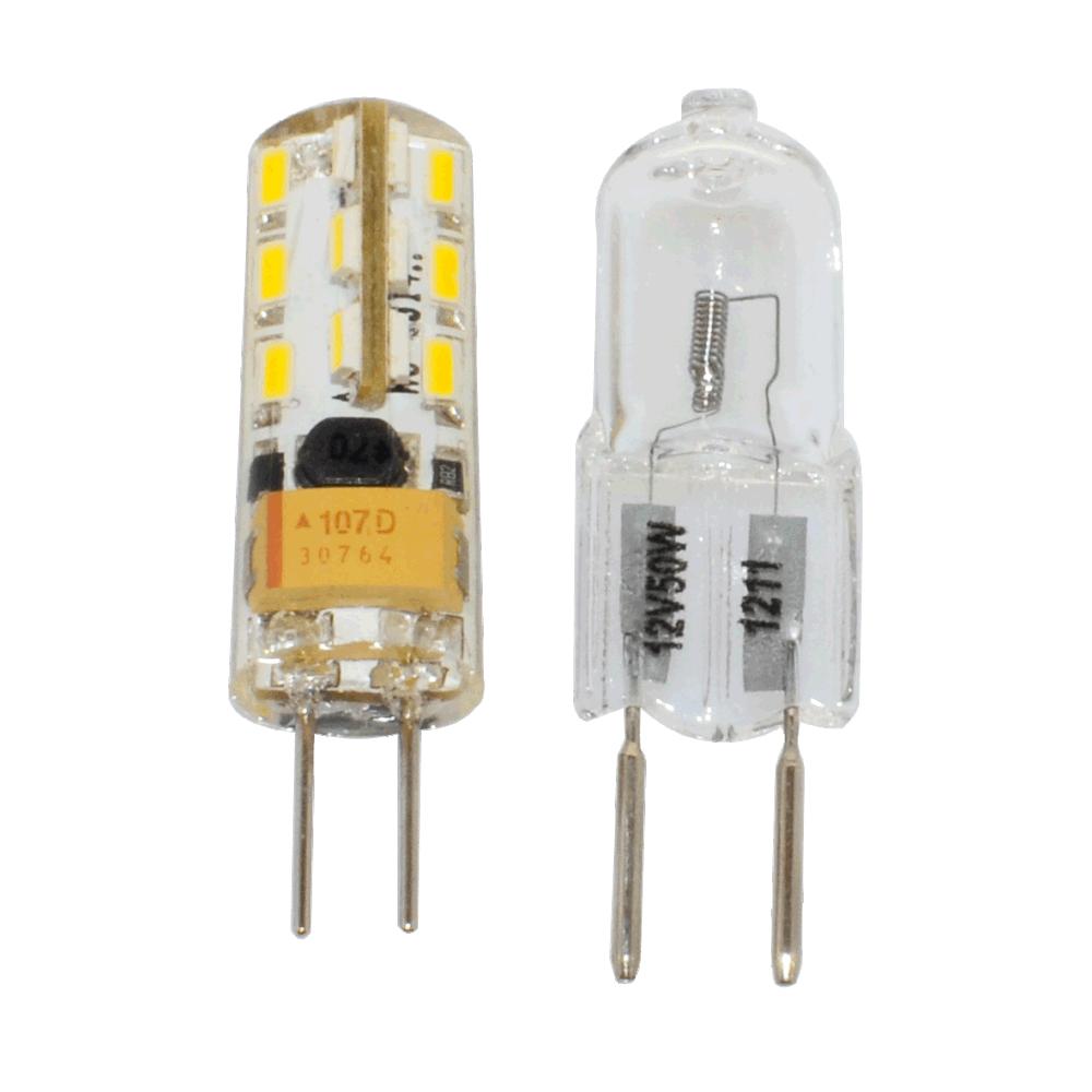 G4 & G9 LED Lamps
