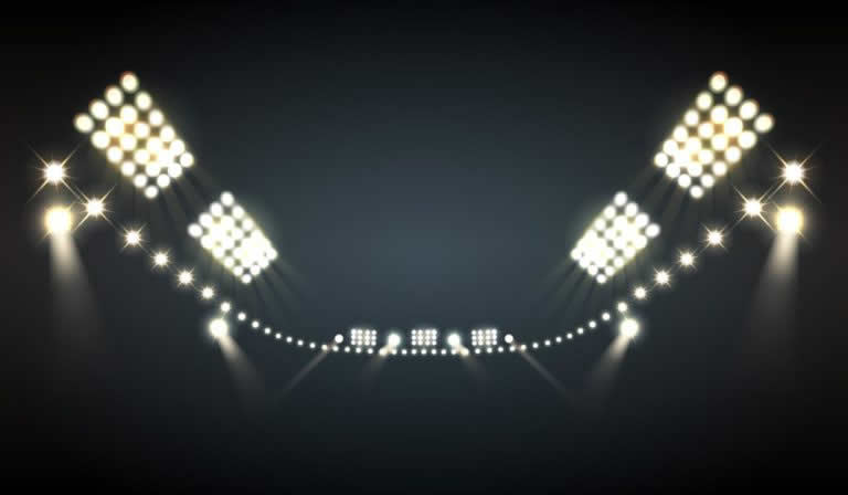 Why you should upgrade to LED sports lighting
