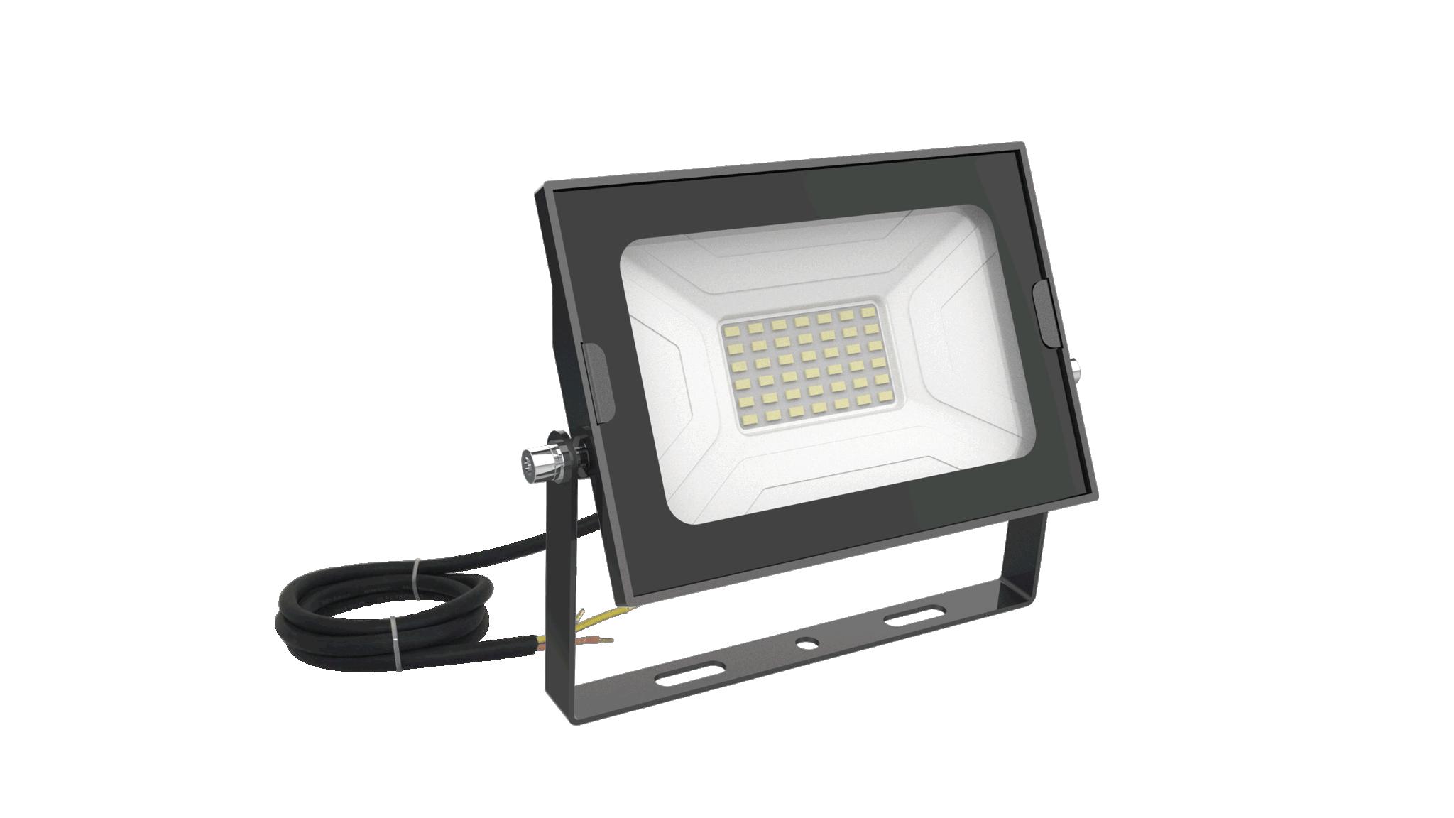 30W Combat LED Floodlight
