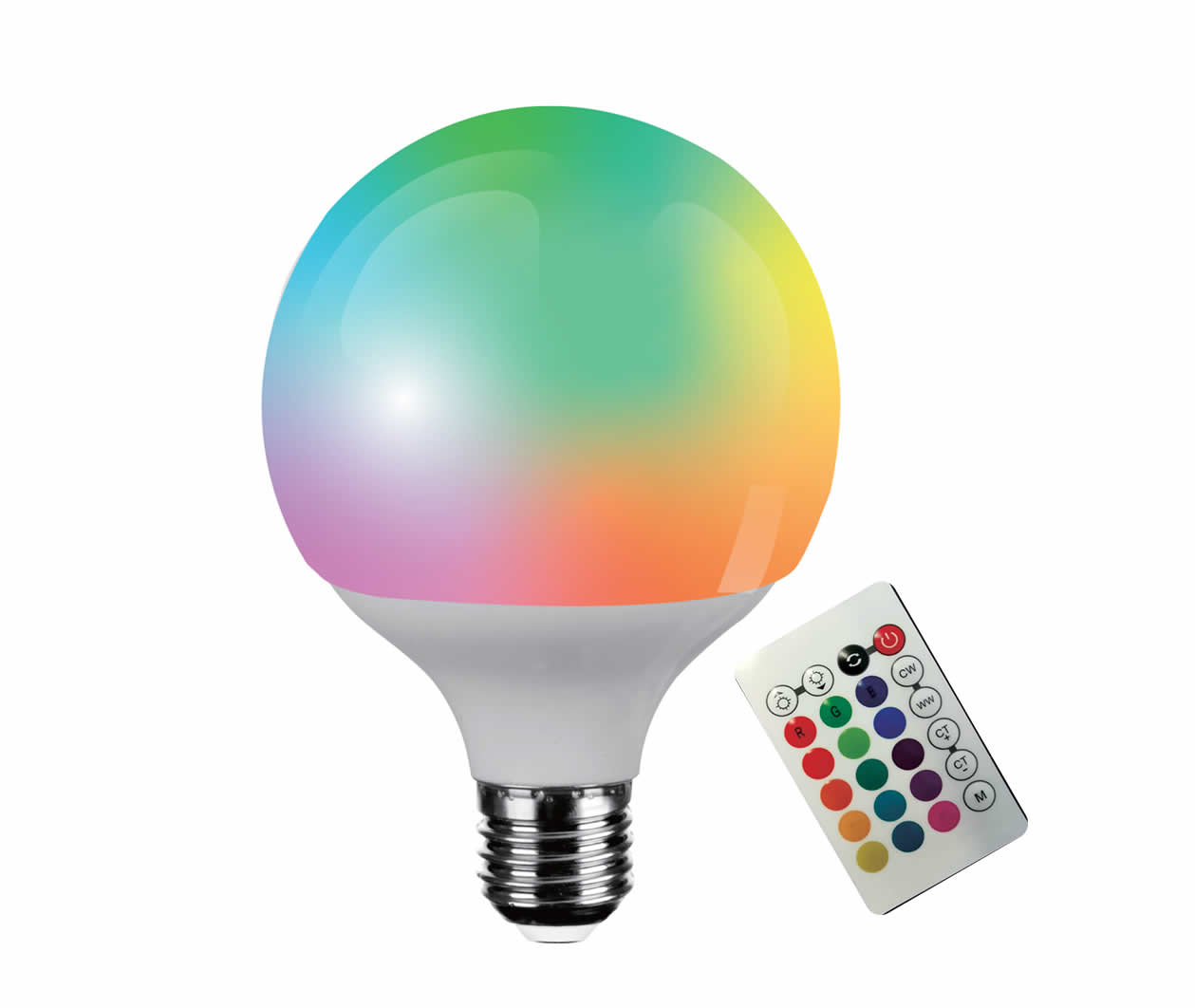G95 11W LED Smart Wifi E27 Bulb + Remote