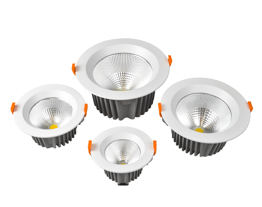 High-Powered Downlighters